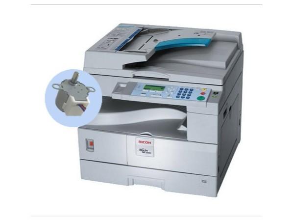 便捷式打印机一般用的是什么样的步进电机?