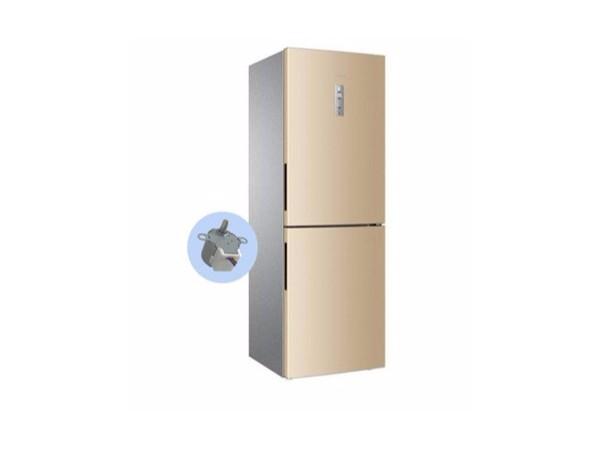 一款冰箱带步进电机的新型实用方法