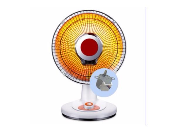 取暖器电机的工作原理