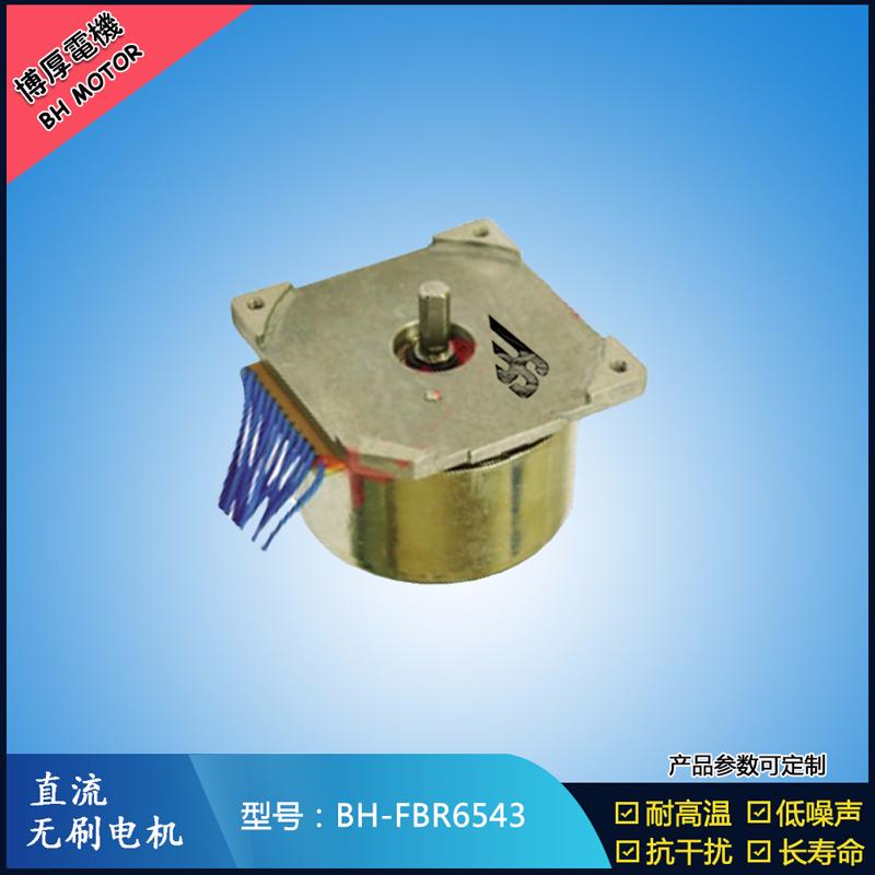 BHFBR6543无刷直流电机