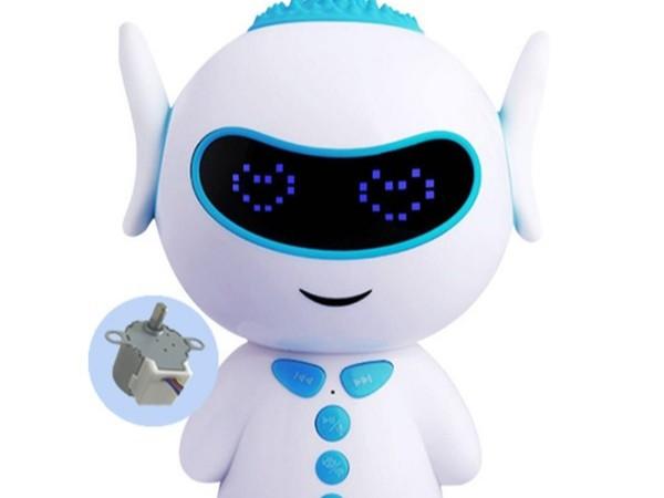 机器人设计为何要用步进电机