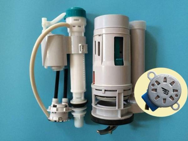 净水器两类进水阀的特点