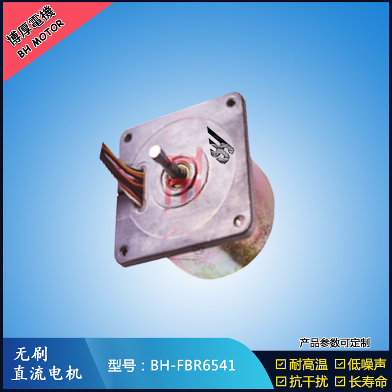 BHFBR6541无刷直流电机