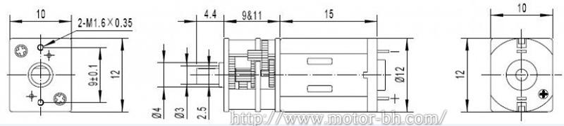 BHGM12-N20VA-4