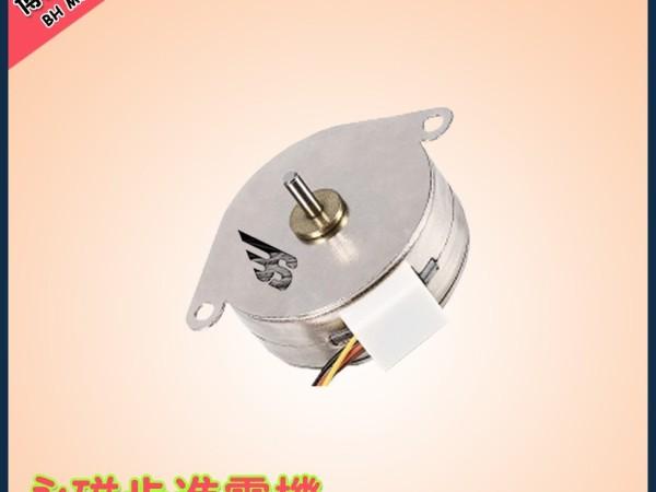 永磁直流电机发热冒烟的解决方法