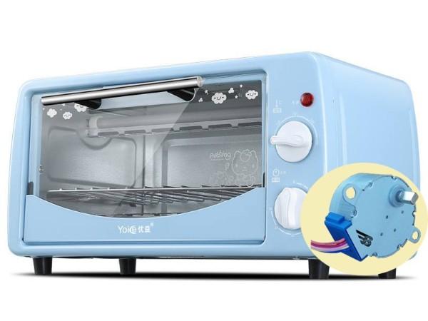 电烤箱的构建组成