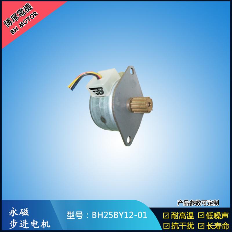 BH25BY12-01永磁步进电机
