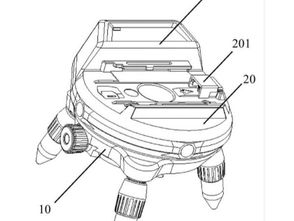 旋转基座及具有其的激光水平仪的制作方法