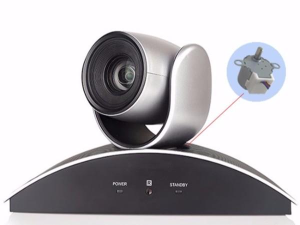 在视频监控用摄像机领域的新型应用