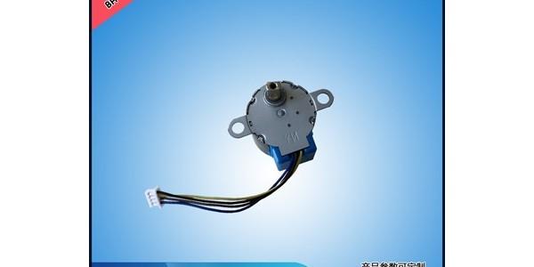 齿轮减速步进电机的原理已经应用范围是什么?