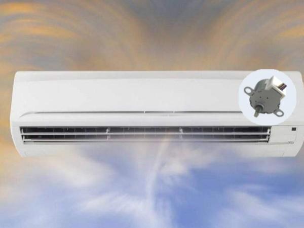空调电动百叶窗步进电机怎样连接的那些事,你又知道多少?